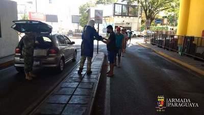 2.256 compatriotas han ingresado a Paraguay desde el cierre de fronteras