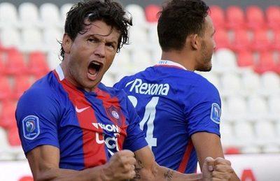 Haedo expresa su deseo de ser dirigente de Cerro Porteño