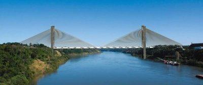 SEGUNDO PUENTE saldrá en 3 AÑOS, si la Itaipu AHORRA lo suficiente