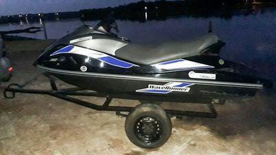 Joven murió ahogado tras caer de moto skit en el Lago Acaray.