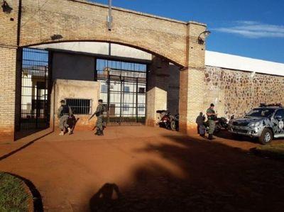 Dos policías heridos tras disparo accidental en la cárcel de PJC