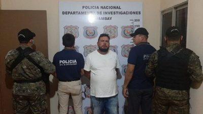 Detienen a principal sospechoso de crimen de periodista