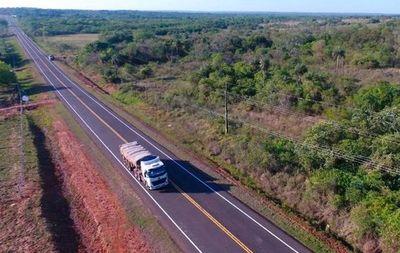 En 7 meses se inauguraron 124 km de nuevos asfaltados