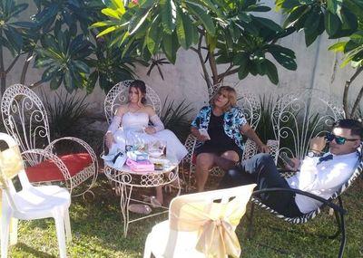 Detienen a 16 personas que participaban de un casamiento en Luque