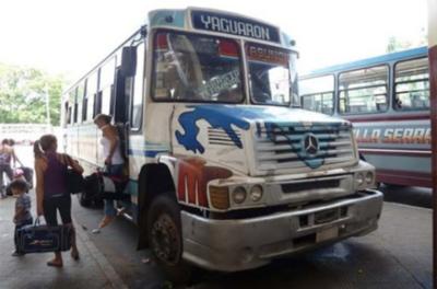 Desde hoy Terminal de Ómnibus se reactiva y vuelven a operar buses de corta distancia