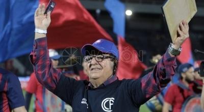 HOY / Cuando Nino Arrúa salió por la ventana de Cerro Porteño