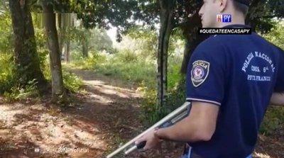 Asalto, persecución y un fallecido en Minga Guazú