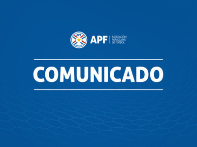 APF brinda aporte a clubes de Primera para pago a jugadores