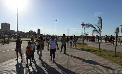 HOY / Reiteran que la Costanera de Asunción no está habilitada para ir a caminar o trotar