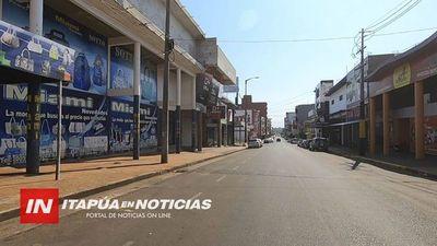 DISCUSIÓN TERMINA CON UN HERIDO CON ARMA BLANCA EN EL CIRCUITO COMERCIAL.