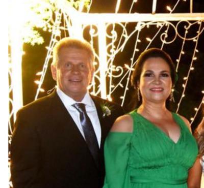 HOY / Fijan fecha de audiencia para esposo de la exsenadora Bajac