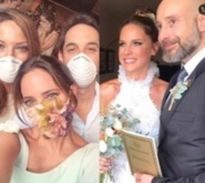 Avanza investigación de boda en abril: Imputan a novios e invitados