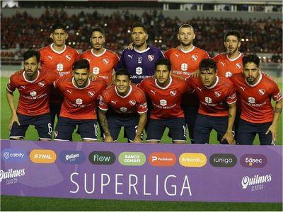 Jugadores de Independiente inician acciones legales por falta de pago