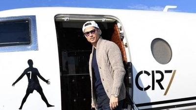 HOY / Cristiano Ronaldo vuelve a Italia tras casi dos meses en Portugal