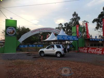 Suspenden la 25ª Expo Amambay 2020