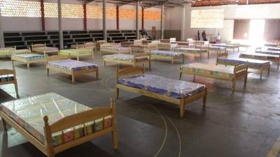 HOY / Covid-19: Anuncian habilitación de albergue en Alto Paraná