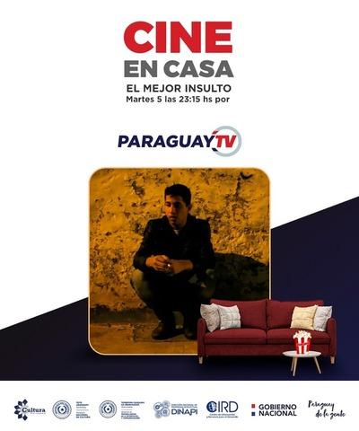 El Mejor Insulto este martes por Paraguay TV