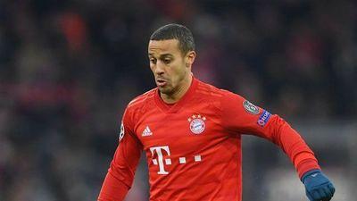 Thiago Alcántara renueva con el Bayern