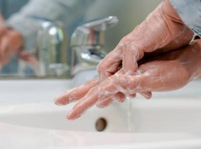 """""""Salve vidas: lávese las manos"""""""