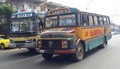Pequeña de 2 años murió atropellada por un ómnibus en San Lorenzo