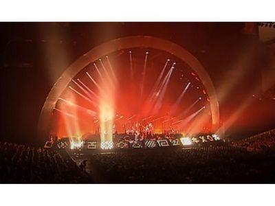 Inolvidables conciertos de cuatro grandes bandas están disponibles para los fans