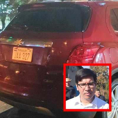 Intendente de Santa Rita amenazó a policías que retuvieron a una menor al volante