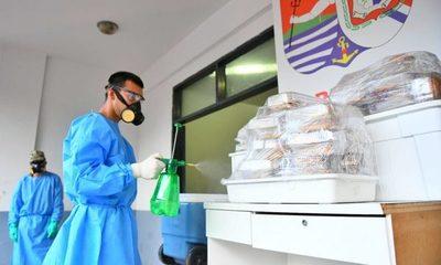 Itaipú sigue alimentando a compatriotas que cumplen cuarentena en Alto Paraná