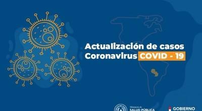 Nueve casos más, ocho provienen del Brasil #COVID19