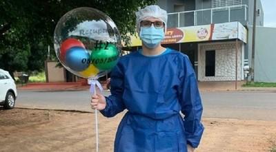 Nuevo paciente recuperado de COVID19 en PJC