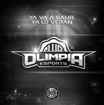 El Club Olimpia anunció que tendrán equipo en ESPORTS