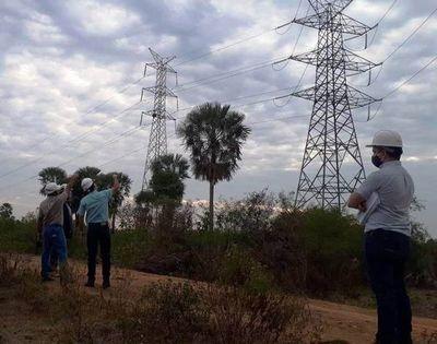 Inician obras de modernización de la línea de transmisión en 220 kV Limpio – Villa Hayes