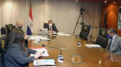 Sandra Fariña nueva jueza del tribunal de apelación de la Circunscripción Judicial del Amambay
