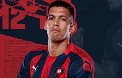 Cerro Porteño recuerda un golazo de Dos Santos en su cumpleaños