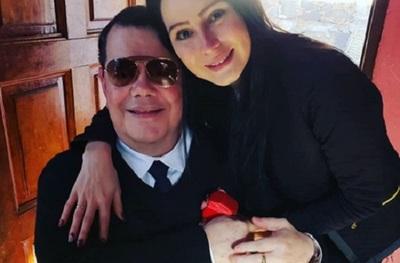 Rodolfo Friedmann se casó con su nueva novia, así lo confirmó la joven