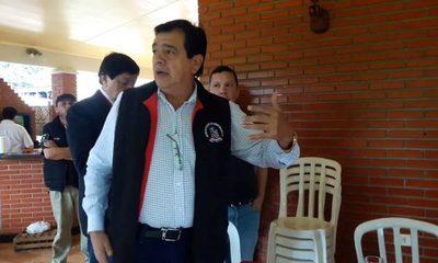 Rechazan ejecución presupuestaria de Rubén Rojas, no destinó un solo guaraní a obras de recursos propios en 2019