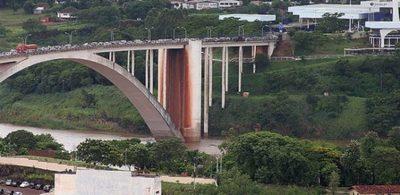 No hay condiciones para habilitar el Puente de la Amistad, dice Cramer