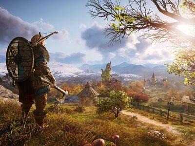 Assassin's Creed en versión vikingo, videojuego estrella para la nueva Xbox