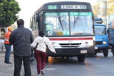 Multan a 17 empresas de transporte y habilitan número para denuncias