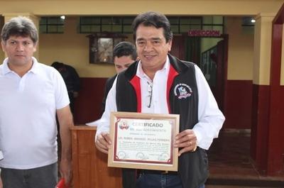 Por groseras irregularidades, rechazan rendición de cuentas de Rubén Rojas