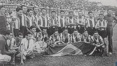 HOY / A 70 años del único triunfo oficial sobre Brasil, de visitante