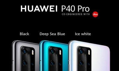 Huawei, da un paso al frente con su P40 Series y presenta una nueva era visionaria