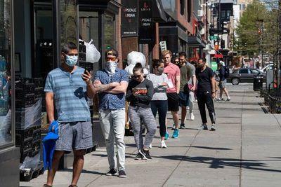 EEUU sufre la mayor pérdida de empleos de su historia por coronavirus