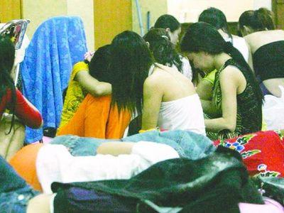 Rescatan a 22 niñas explotadas en Brasil
