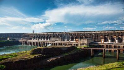 Itaipú, mediante la Ande, suministró al Paraguay 5.869 GWh de energía
