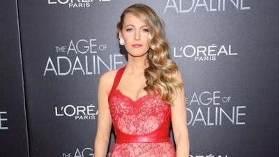 HOY / Blake Lively protagonizará una película apocalíptica para Netflix