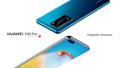 HOY / Huawei da un paso al frente con su P40 Series y presenta una nueva era visionaria