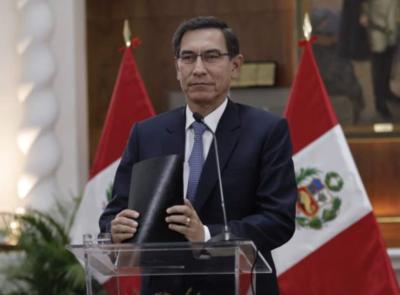 Perú extiende confinamiento hasta el 24 de mayo por el COVID-19