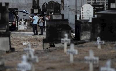 HOY / Brasil registra 751 muertes por COVID-19, la mayor cifra en un día desde el inicio de la pandemia