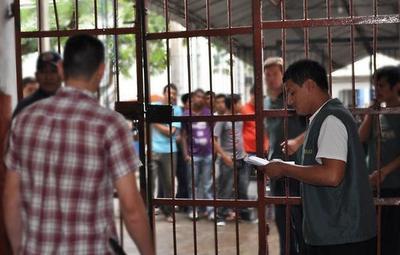 Covid-19: Presentan anteproyecto para presos que forman parte del grupo de riesgo