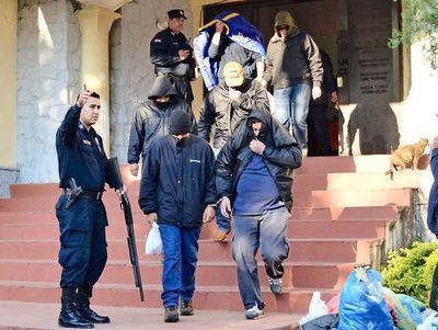 Ratifican prisión de agente de la Senad acusado de muerte de una niña